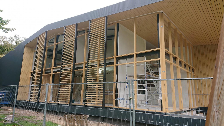 De mogelijkheden van hout, door Groothuis Timmerfabriek